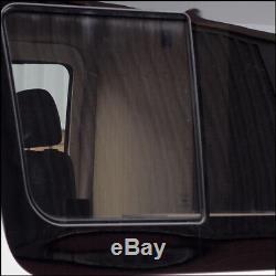 Side Window Sliding Glass For Mercedes Sprinter Swb