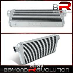Turbo Supercharger Bar & Plate Intercooler Cooling System 31X11.75X3 For BMW M4