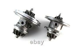 Twin Turbocharger Cartridge Mercedes Sprinter 215 315 415 515 CDI Small+Big