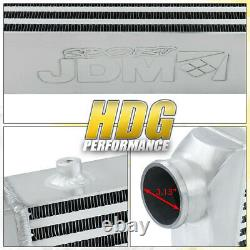 Universal 30.75X11.75X3 Performance Racing Jdm Front Mount Aluminum Intercooler