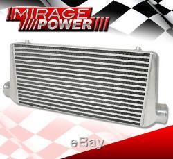 Universal Heavy Duty Aluminum Bar Plate Fmic Turbo Intercooler 31 X 11.75 X 3