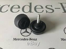 X2 Mercedes Sprinter Rear Side Panel Door Check Magnet Fit 2006 2018