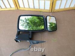02-06 Dodge Mercedes Freightliner Sprinter Drivers Left Power Door Side Mirror