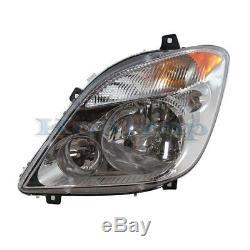 07-13 Sprinter Van Phare Avant Lampe Frontale Head Light Lampe Gauche, Côté Conducteur Dot