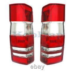 10-18 Sprinter Van 2500/3500 Taillight Taillamp Jeu De Lampe De Queue De Frein