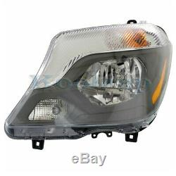 14-17 Sprinter 2500/3500 Phare Halogène Lampe Frontale Head Light Lampe Côté Conducteur