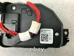 18-21 Mercedes A220 C300 E300 G550 Control Button Switches Set/pair Lumière Argentée
