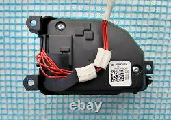 18-21 Mercedes A220 C300 E300 G550 Control Button Switches Set/pair Noir/chrome