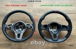18-21 Mercedes C W205 E W213 Sprinter Base Rouer Bande Rouge/fond Plat/aspect Amg