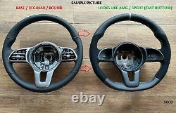 18-21 Mercedes C W205 E W213 Sprinter Base Sw Bande Grise/fond Plat/aspect Amg