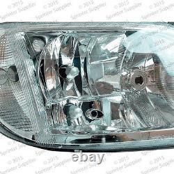 1995 2006 Sprinter Left Driver Side Headlight Euro Style Pour Mercedes Dodge