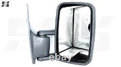 1995 2006 Sprinter Side Mirror S'adapte Mercedes Dodge Gauche / Paire D'assemblage Droit