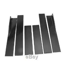 2,2m Jupes Latérales Extension Bas De Caisse Pour Benz W205 W204 C200 C300 C63 Amg