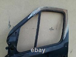 2007 2012 Mercedes Sprinter 2500 3.0l Porte Latérale Avant Gauche Shell Oem Noir