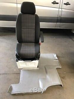 2007 2018 Mercedes Sprinter Dodge Avant Côté Droit Seat Cadre Tapis De Sol Oem