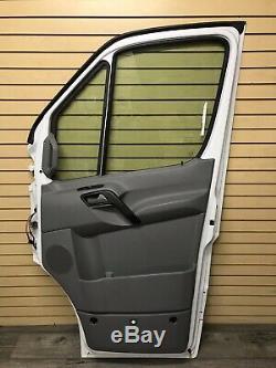 2007 2018 Mercedes Sprinter Dodge Rh Droit Côté Passager Avant Porte Oem