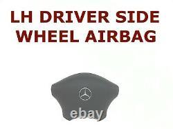2010-2018 Mercedes-benz Sprinter 2500-3500 Airbag Côté Conducteur Black A9068601900