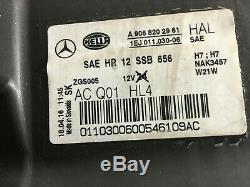 2014 2017 Mercedes Benz Sprinter Phares Halogène Rh Côté Passager Oem