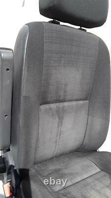 2014-2018 Mercedes Sprinter 2500 Front Left Driver Side Seat Complete Cloth Oem