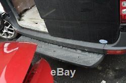 2015 Mercedes Sprinter Pare-chocs Arrière Section Centrale Avec Des Capteurs Step & Parking