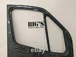 2019-2020 Mercedes Benz Sprinter Front Left Side Door Oem Used #866438