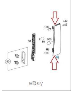 2019 Mercedes Sprinter Véritable Tail Côté Conducteur Avec Assemblage Léger Socket