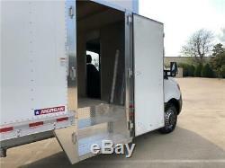 2019 Mercedes-benz Sprinter Cargo 3500 170 Cargo Porte Latérale / Cabine D'entrée Boîte Camion
