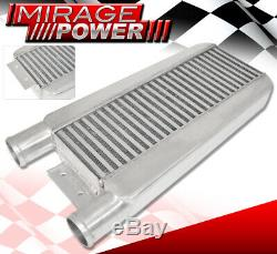 22,75 X11x3 Turbo Intercooler Same Side Entrée Et Sortie Mr2 Supra 7mgte 1jzgte
