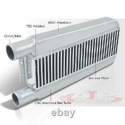 23x11.25x2.75 Same Side I/o Aluminium Performance Turbo Intercooler Universal