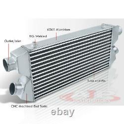30 X 11 X 3 Universal Fmic Turbo Charger Aluminium Intercooler Same Side I/o