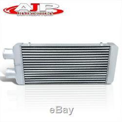 31.75x11.5x2.75 Frontale Aluminium Intercooler Côté 3 Entrée Sortie