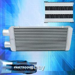 31.75x11.5x2.75 Same Side Light Weight Aluminium Fmic Intercooler Bar & Plaque
