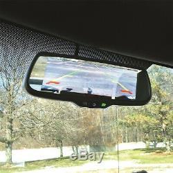 7.3in. Ecran LCD Miroir 3 Entrées Un 7in. Image Ou Deux 4.3in Côte À Côte. Je
