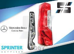 Assemblage Latéral D'ampoules D'ampoules D'assemblage De Queue Mercedes Sprinter D'origine 2019