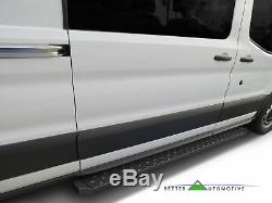 Barre De Nerf De Marchepied Latéral En Acier Utilitaire Pour Sprinter Mercedes Benz 10-19