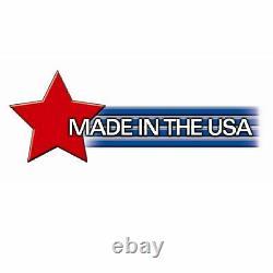 Carr 124032 Super Hoop Poli Truck Steps Pour Ford Nissan Toyota Chevrolet Gmc