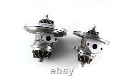 Cartouche Twin Turbocharger Mercedes Sprinter 215 315 415 515 CDI Small+big