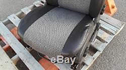 Dodge Sprinter 2500 2007-2012 W906 3.0l Avant Gauche, Côté Conducteur Siège En Cuir Oem