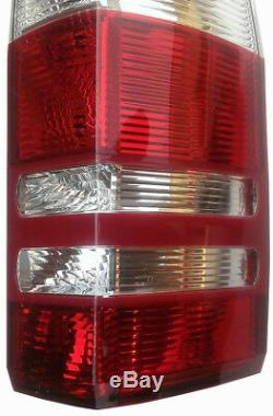 Dodge Sprinter Mercedes-benz Freightliner Bluetec Tail Côté De La Lumière Rh 2007-14 Dot