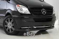 Ensemble De Carrosserie Mercedes Sprinter 2013 Et Plus Ancien, Jupes Latérales De Pare-chocs Avant Avant