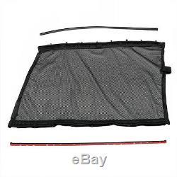 Fenêtre 2xuniversal Côté Voiture Rideaux Pare-soleil Protection Uv Accessories70x47cm