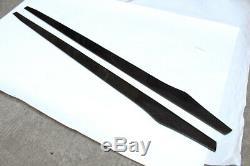 Jupes En Fibre De Carbone Extension Latérale Fit Pour Benz W204 W205 W213 W222 W218