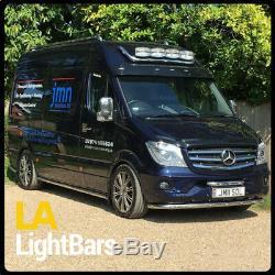 La Lightbars Mercedes Sprinter Bars Side Lwb / Mwb