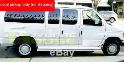 Marchepied Latéral En Aluminium Universel Pour Dodge Mercedes Ford Sprinter Van 144