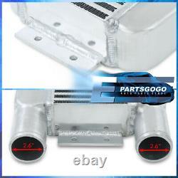 Même Side Feed Intercooler Pour Turbocompresseur / Superchargeur (23x11.25x2.75)