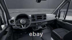 Mercedes A W177 C W205 E W213 Serre De Serre Module Base (3) Brun