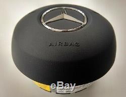 Mercedes Benz A220 C300 E300 G550 Sprinter Volant Directionnel Airbag Non Sport (2)