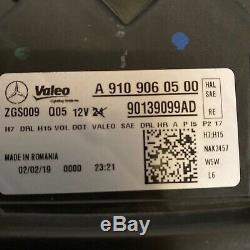Mercedes Benz Sprinter Phare Droit Côté Passager 2019 2020 Halogène Oem