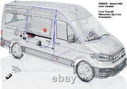 Mercedes Benz Sprinter Van Automatic Electric Power Sliding Side Door Opener Nouveau