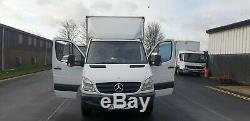 Mercedes Sprinter 313 CDI 2.1td Lwb (4m) Rideaux Latéraux Avec Hayon Élévateur 2013 (63)